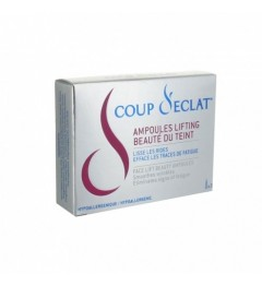 Coup d'Eclat Lifting 3 Ampoules, Coup d'Eclat Lifting 3
