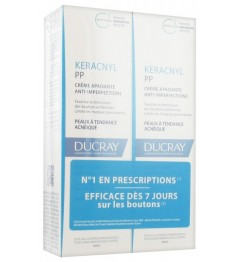 Ducray Keracnyl PP Lot de 2x30Ml