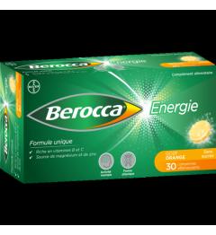 Berocca Energie Orange 30 Comprimés Effervescents