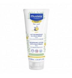 Mustela Lait Nourrissant au Cold Cream 200Ml