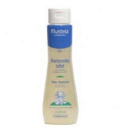 Mustela Shampoing 200Ml pas cher pas cher