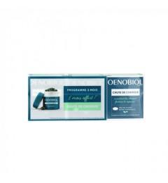 Oenobiol Capillaire Chute de Cheveux Lot de 3x60 Comprimés