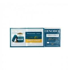 Oenobiol Capillaire Force et Vitalité Lot de 3x60 Comprimés