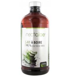 Santé Verte Nectaloe Aloe Vera Bio Jus 473Ml