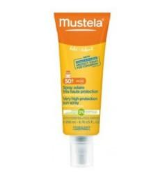 Mustela Solaire SPF50 Spray 200Ml pas cher pas cher