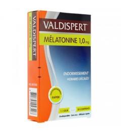 Valdispert Melatonine 1Mg Orodispersible Comprimés
