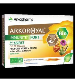 Arko Royal Immunité Fort Bio 20 Ampoules