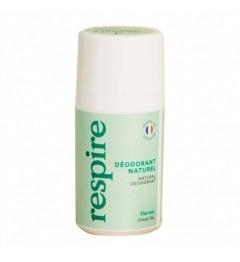 RESPIRE Déodorant naturel Roll-on Thé Vert 15ml