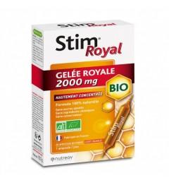 Nutreov Stim Royal Gelée Royale Bio 20 Ampoules