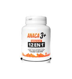 Anaca 3 Minceur 12 en 1 120 Gélules
