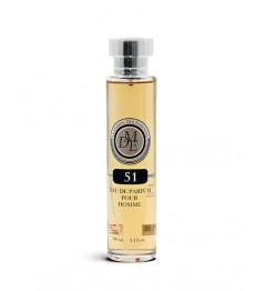 La Maison des Essences Parfum Homme 100Ml 51