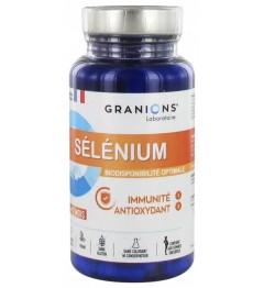 Granions Sélénium Immunité et Anti Oxydant 60 Gélules
