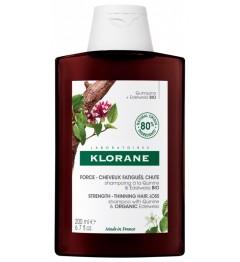 Klorane Shampooing Quinine et Edelweiss Bio 200Ml