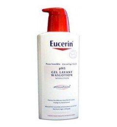 Eucerin Peau Sensible PH5 Gel Lavant 1 Litre