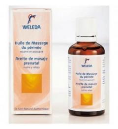 Weleda Huile de Massage Périnée 50Ml