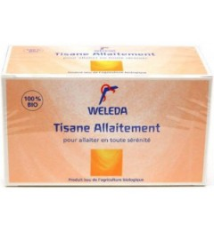 Weleda Tisane d'Allaitement 20 Sachets pas cher