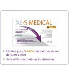 XL-S Medical Bloqueur de Glucide 60 Comprimés pas cher pas cher