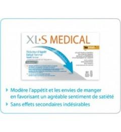 XL-S Medical Réducteur d'Appétit 60 Comprimés pas cher