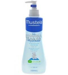 Mustela Physiobébé Fluide Nettoyant Sans Rinçage 500ml pas cher