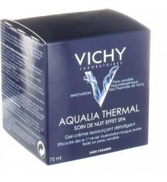 Vichy Aqualia Thermal Crème Nuit Effet SPA 75Ml, Vichy Aqualia pas cher