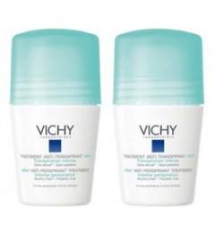 Vichy Déodorant Anti-Transpirant Bille 2x50Ml pas cher pas cher