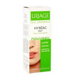 Uriage Hyseac Mat Gel Crème Matifiant 40Ml, Uriage Hyseac Mat pas cher