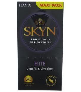 Manix Skyn Elite Boite de 20 Préservatifs