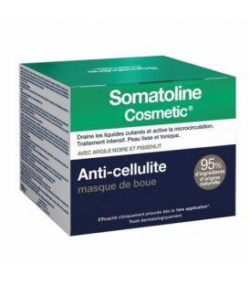Somatoline Masque de Boue Anti Cellulite 500 Grammes
