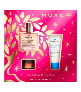 Nuxe Coffret Best Seller Huile Prodigieuse Florale