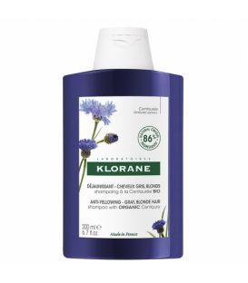 Klorane Shampooing Centaurée Bio 200Ml