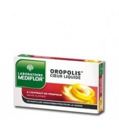 Oropolis Pastilles Coeur Liquide Sans Sucre 20 Pastilles
