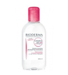 Bioderma Créaline H2O Solution Micellaire Anti Rougeur 250Ml pas cher