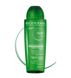 Bioderma Node G Shampoing Fluide Purifiant Sans Parfum 400Ml pas cher