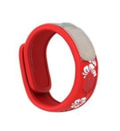 Parakito Bracelet Anti Moustique Naturel Couleur Rouge pas cher pas cher