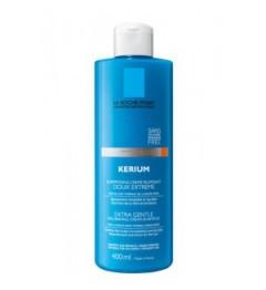 La Roche Posay Kerium Doux Shampoing Crème Relipidant 400Ml pas pas cher