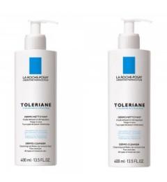 La Roche Posay Toleriane Dermo-Nettoyant 2x400ml