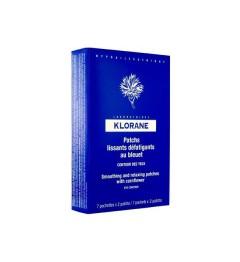 Klorane Yeux Bleuet Patch Lissant Apaisant Boite de 14, Klorane pas cher