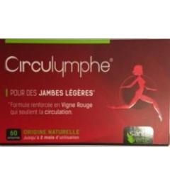 Santé Verte Circulymphe Jambes Lourdes 60 Comprimés pas cher pas cher
