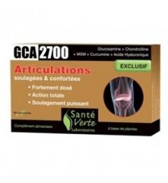Santé Verte GCA 2700 Articulations 60 Comprimés pas cher pas cher