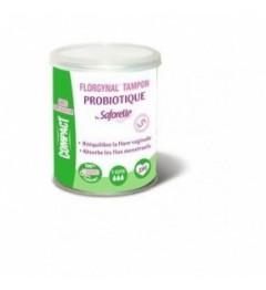 Florgynal Probiotique Tampon Avec Applicateur Super Boite de 9 pas cher