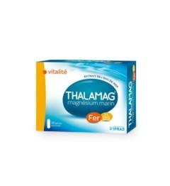 Thalamag Magnésium Marin Fer B9 30 Gélules pas cher pas cher