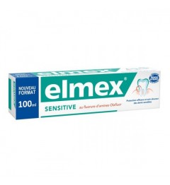 Elmex Dentifrice Sensitive Dents Sensibles 100Ml