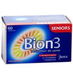 Bion 3 Seniors 60 Comprimés pas cher