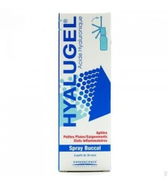 Hyalugel Spray buccal 20ml pas cher
