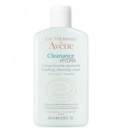 Avène Cleanance Hydra Crème Lavante 200ml, Avène Cleanance pas cher