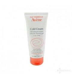 Avène Cold Cream Gel nettoyant Surgras 100Ml pas cher