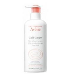 Avène Cold Cream Gel Nettoyant Surgras 400ml pas cher