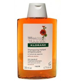 Klorane Shampoing Anti-Pelliculaire à la Capucine 200ml pas cher pas cher