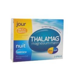 Thalamag Magnésium Marin Jour et Nuit 30 Gélules pas cher