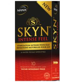 Manix Préservatif Skyn Intense Feel Boite de 10